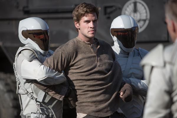 Liam Hemsworth in 'Die Tribute von Panem 2' © Lionsgate 2013