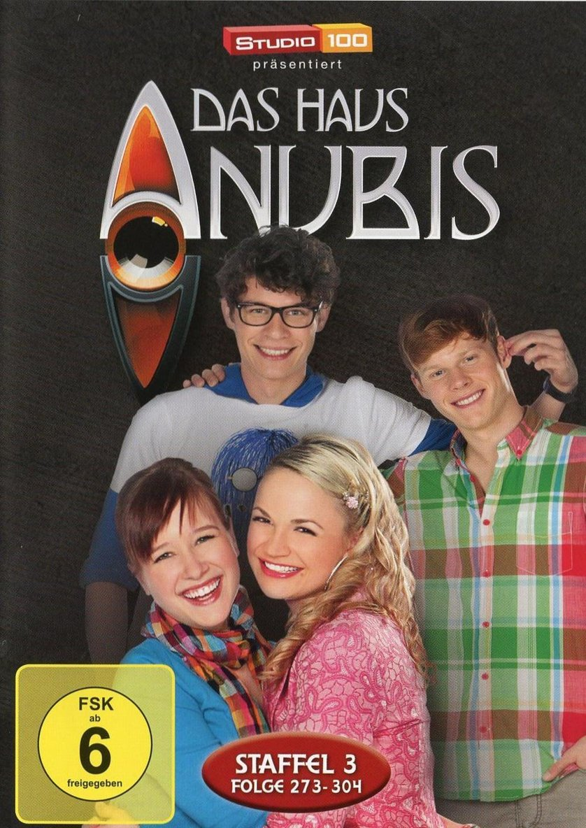 Das Haus Anubis Burning Series