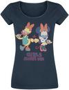 Micky Maus Girls Always Win powered by EMP (T-Shirt)