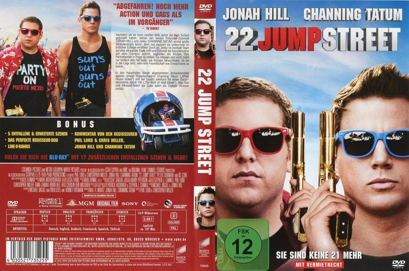 22 Jump Street Stream German