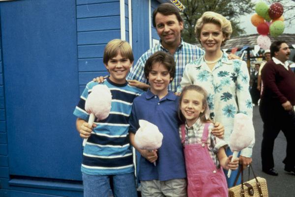 """Gruppenfoto zum Film """"North"""" 1994: Hätten Sie sie mit 10 Jahren erkannt?"""