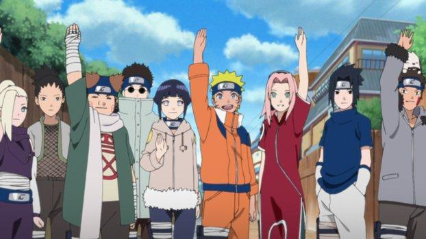 Naruto Shippuden - Staffel 23