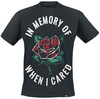 Heartless In Memory Of powered by EMP (T-Shirt)