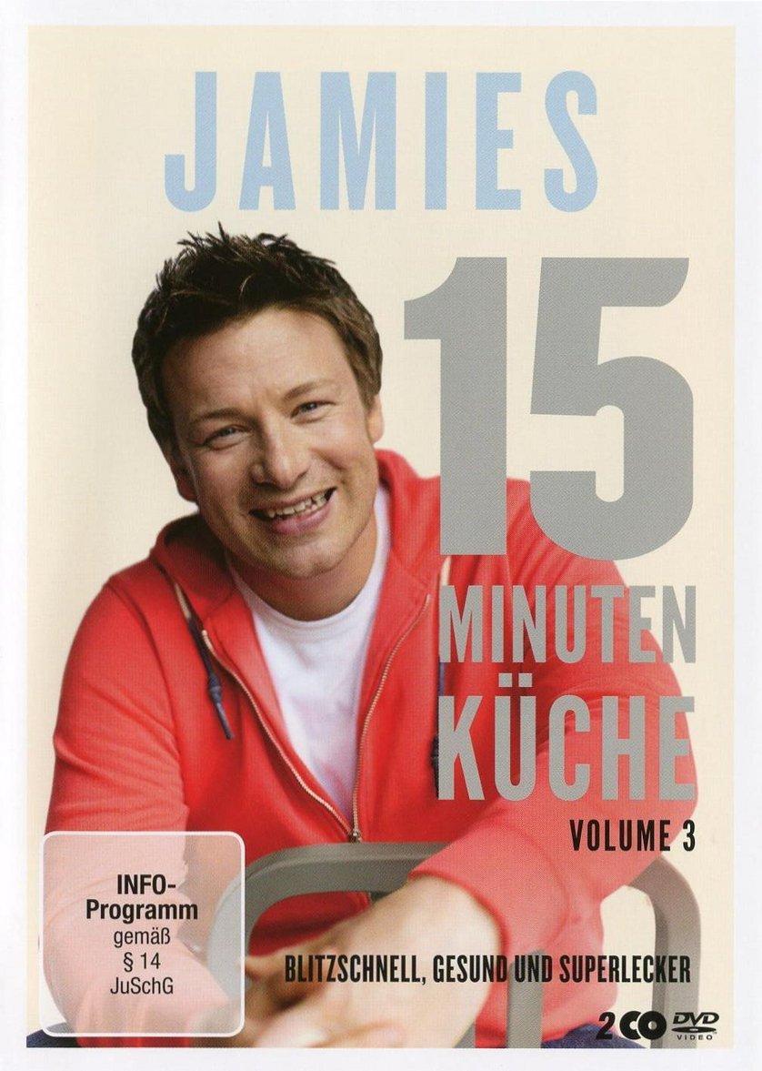 Jamies 15 Minuten Küche - Volume 3: DVD oder Blu-ray leihen ...