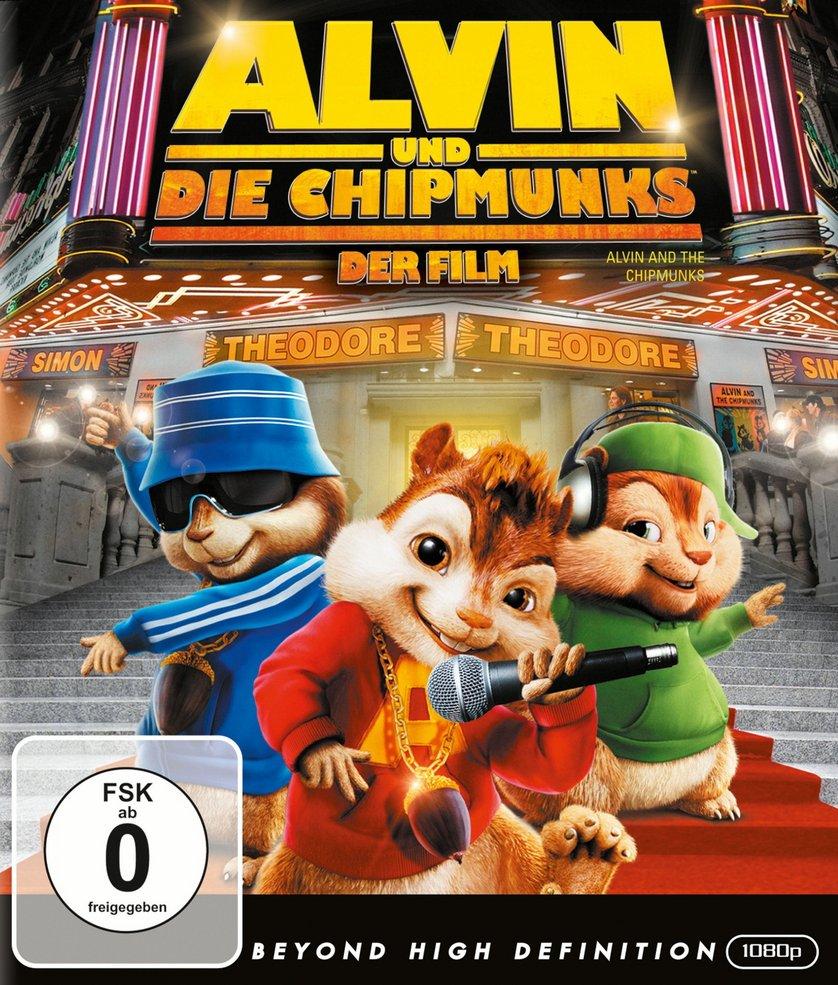 Alvin Und Die Chipmunks Dvd Oder Blu Ray Leihen Videobusterde