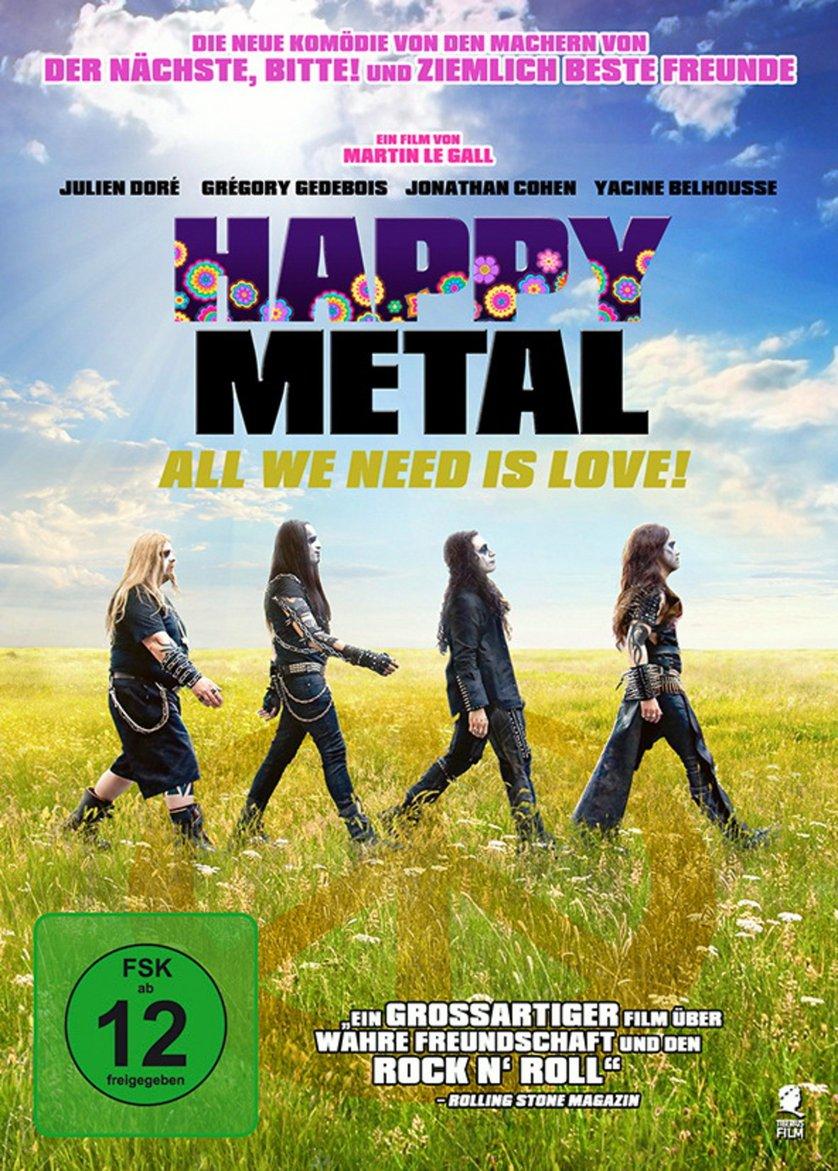 Happy Metal Film