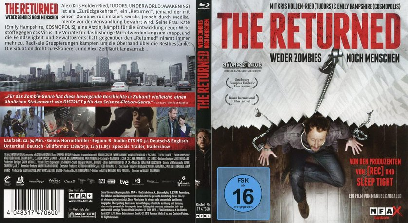the returned stream deutsch