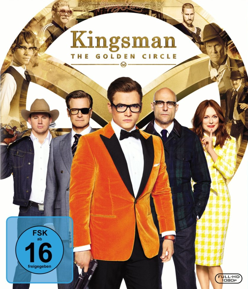 Kingsman The Golden Circle Stream Movie4k