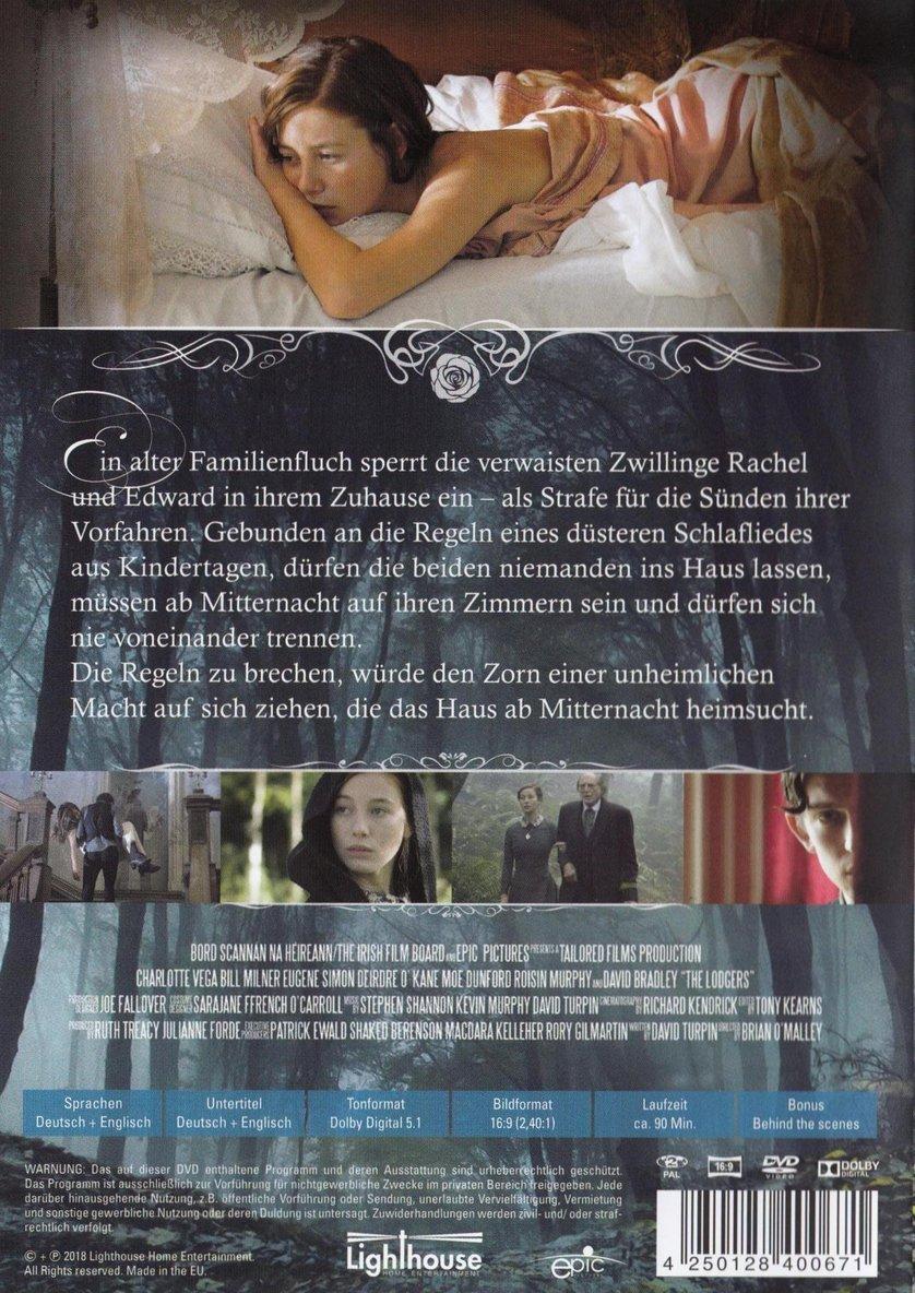 The Lodgers Trailer Deutsch