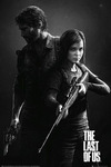 The Last Of Us Black And White Portrait powered by EMP (Poster)