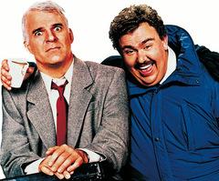 Steve Martin & John Candy in 'Ein Ticket für zwei' © Paramount 1987