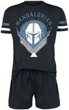 Star Wars The Mandalorian - Bounty Hunter powered by EMP (Schlafanzug)