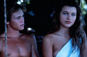 1991 in 'Rückkehr zur blauen Lagune' © Columbia Tristar