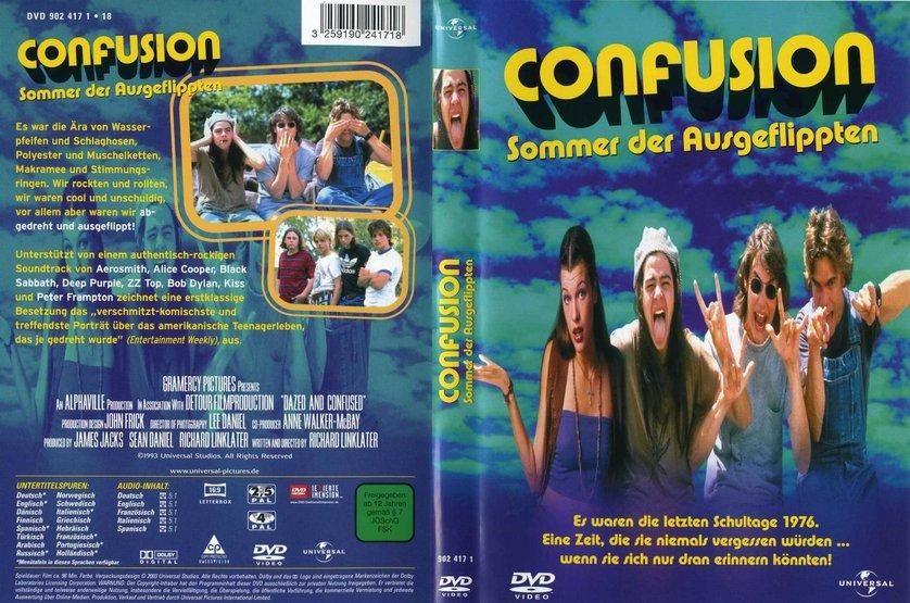 Confusion – Sommer Der Ausgeflippten