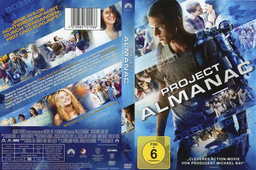 Project Almanac Stream Deutsch