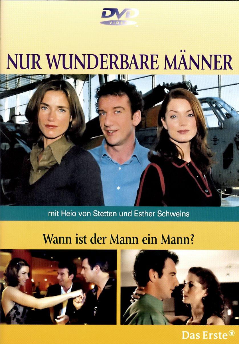 Nur wunderbare Männer 6 - Wann ist der Mann ein Mann?: DVD