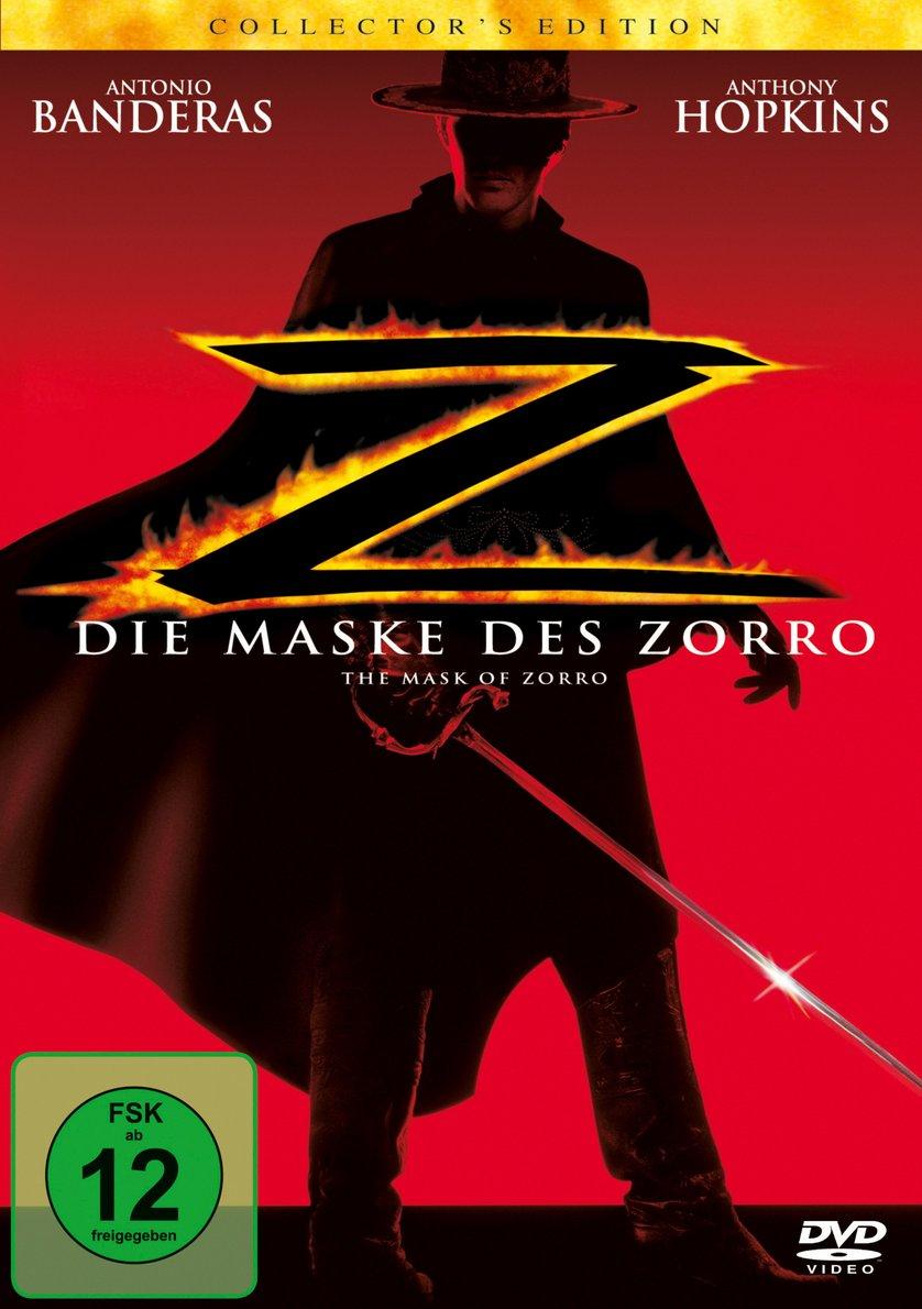 Die Maske des Zorro: DVD oder Blu-ray leihen - VIDEOBUSTER.de Antonio Banderas