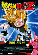 Dragonball Z - Movie 12 + 13 - Fusion & Drachenfaust