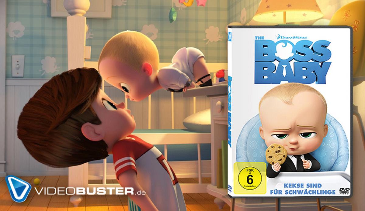 The Boss Baby: Ein kleiner Mann und eine große Mission!