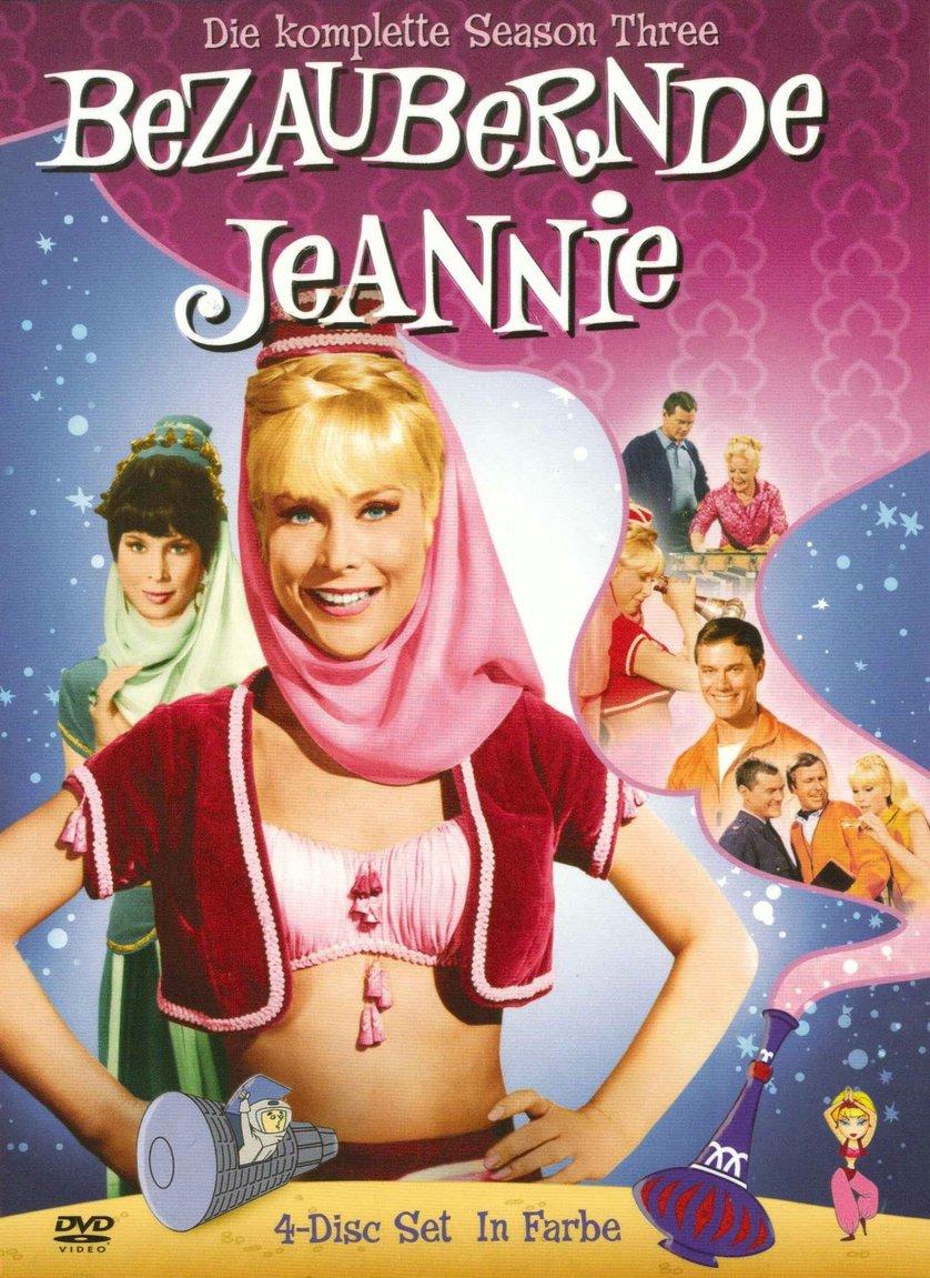 Bezaubernde Jeannie Deutsche Folgen Staffel 1
