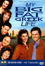 My Big Fat Greek Life - Staffel 1