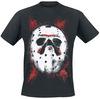 Freitag, der 13. Mask powered by EMP (T-Shirt)