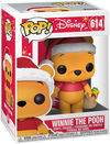 Disney Winnie The Pooh (Holiday) - Vinyl Figure 614 powered by EMP (Funko Pop!)