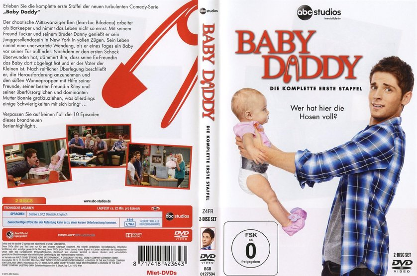 baby daddy staffel 5