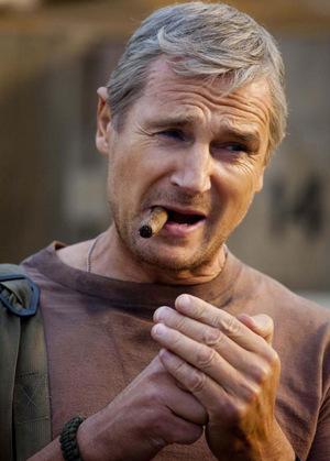 Liam liebt es, wenn ein Plan funktioniert - als Hannibal Smith im A-Team © 20th Century Fox