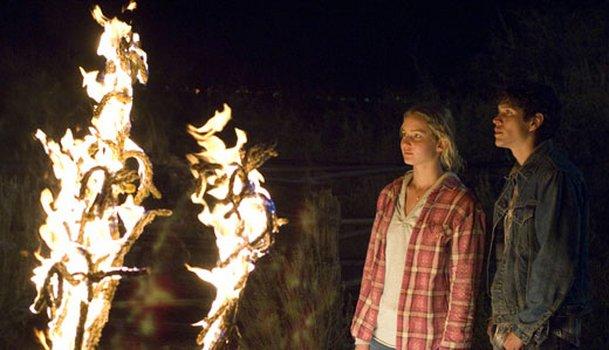 Auf brennender Erde