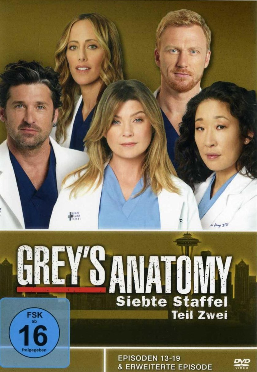 GreyS Anatomy Staffel 7
