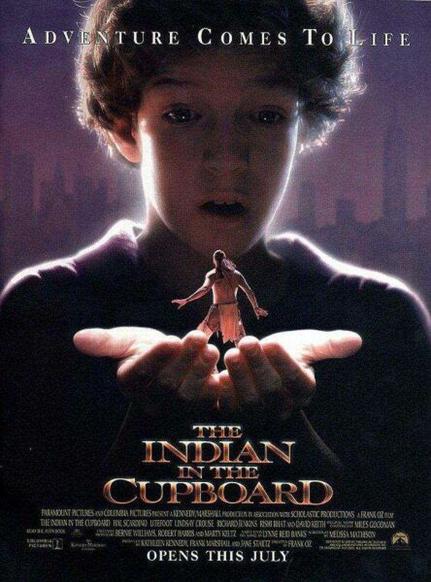 Der Indianer im Küchenschrank DVD oder Blu ray leihen