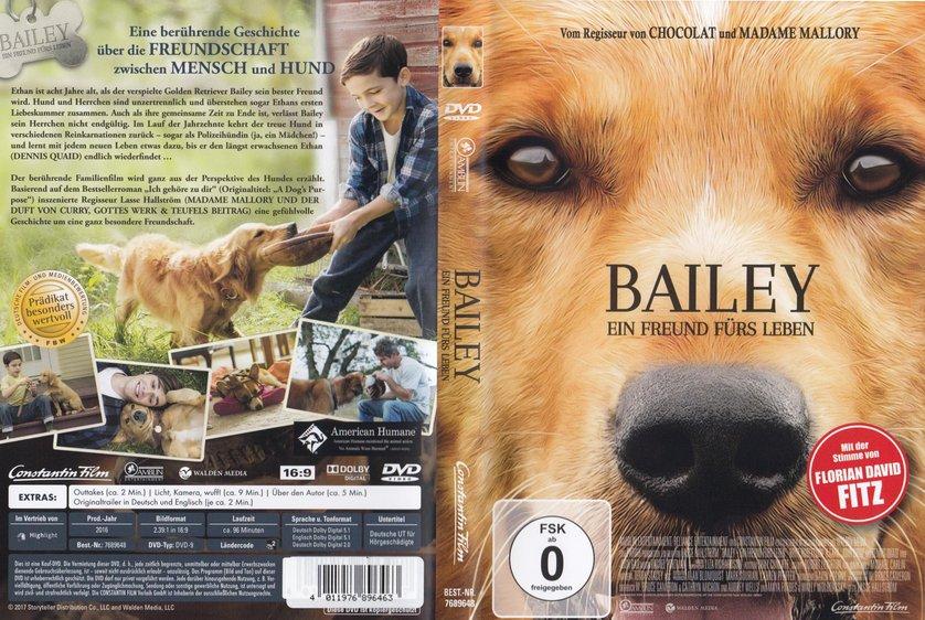 Bailey Ein Freund Fürs Leben Dvd Blu Ray Oder Vod Leihen