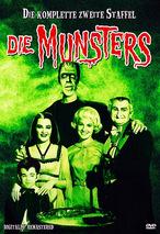 Die Munsters - Staffel 2