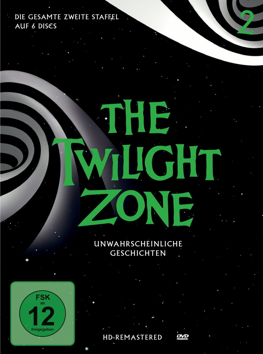 The Twilight Zone - Staffel 2: DVD oder Blu-ray leihen ...