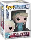 Die Eiskönigin Young Elsa Vinyl Figure 588 powered by EMP (Funko Pop!)