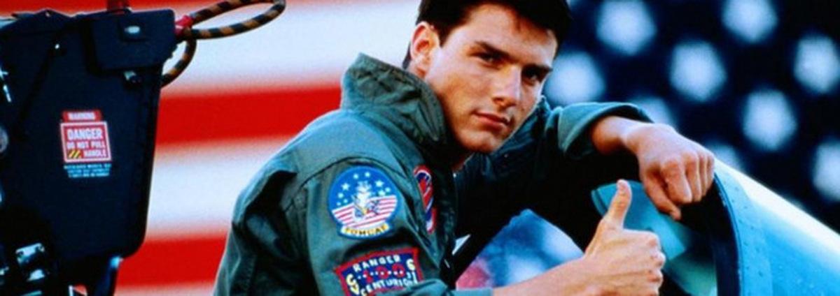 Top Gun 2: Hebt 'Top Gun 2' ab? 'Maverick' Tom Cruise ist dran!