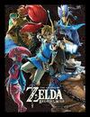 The Legend Of Zelda Breath Of The Wild - Champions powered by EMP (Gerahmtes Bild)