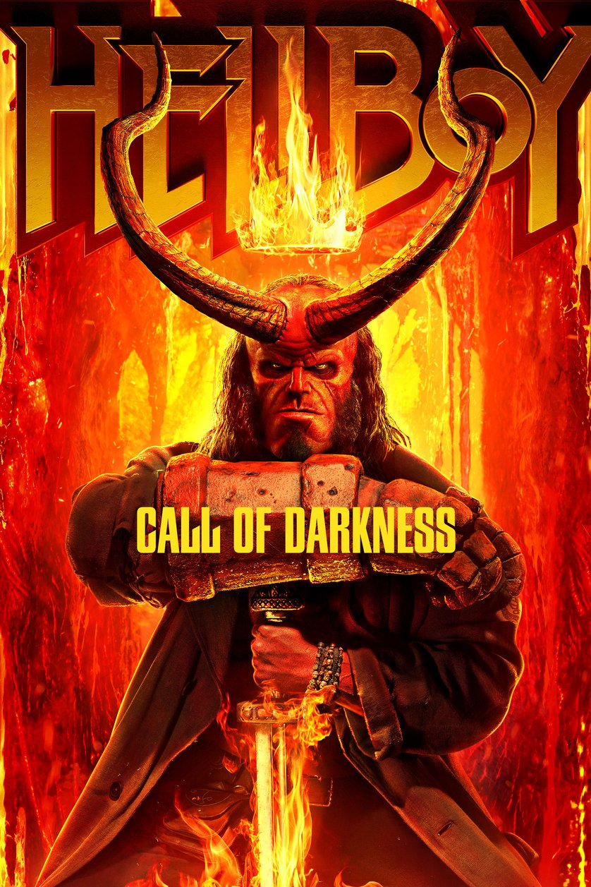 hellboy call of darkness