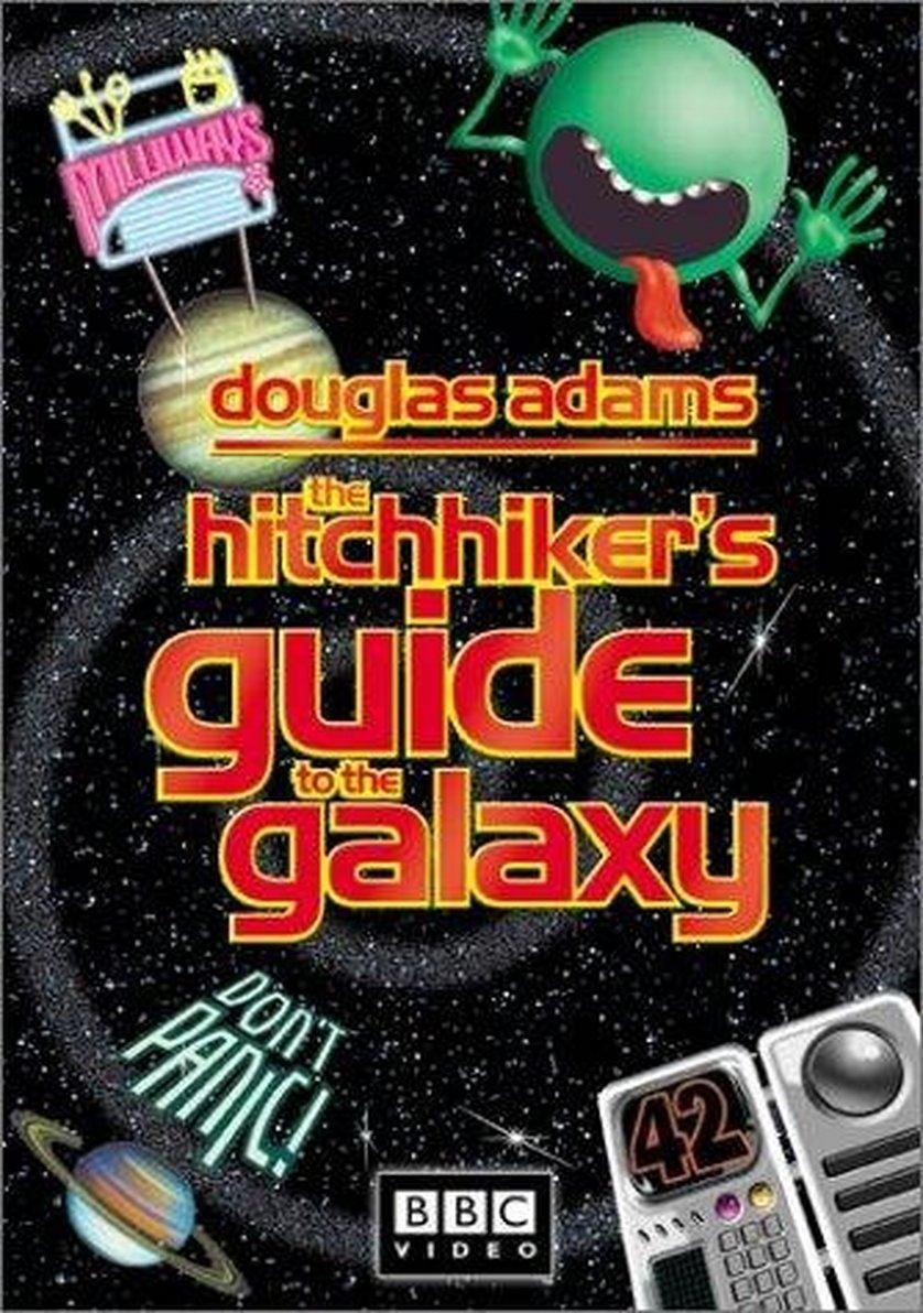 per anhalter durch die galaxis buch
