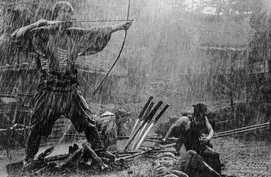 sieben samurai stream