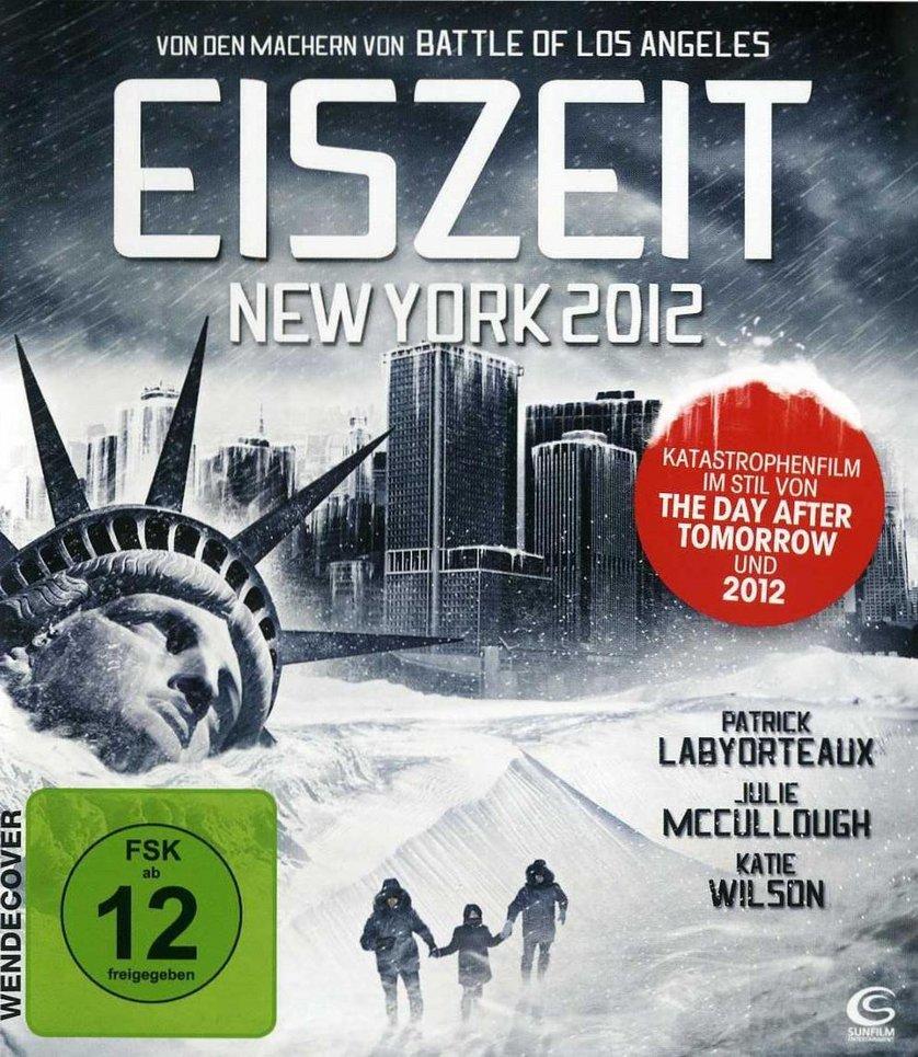 Eiszeit: New York 2012