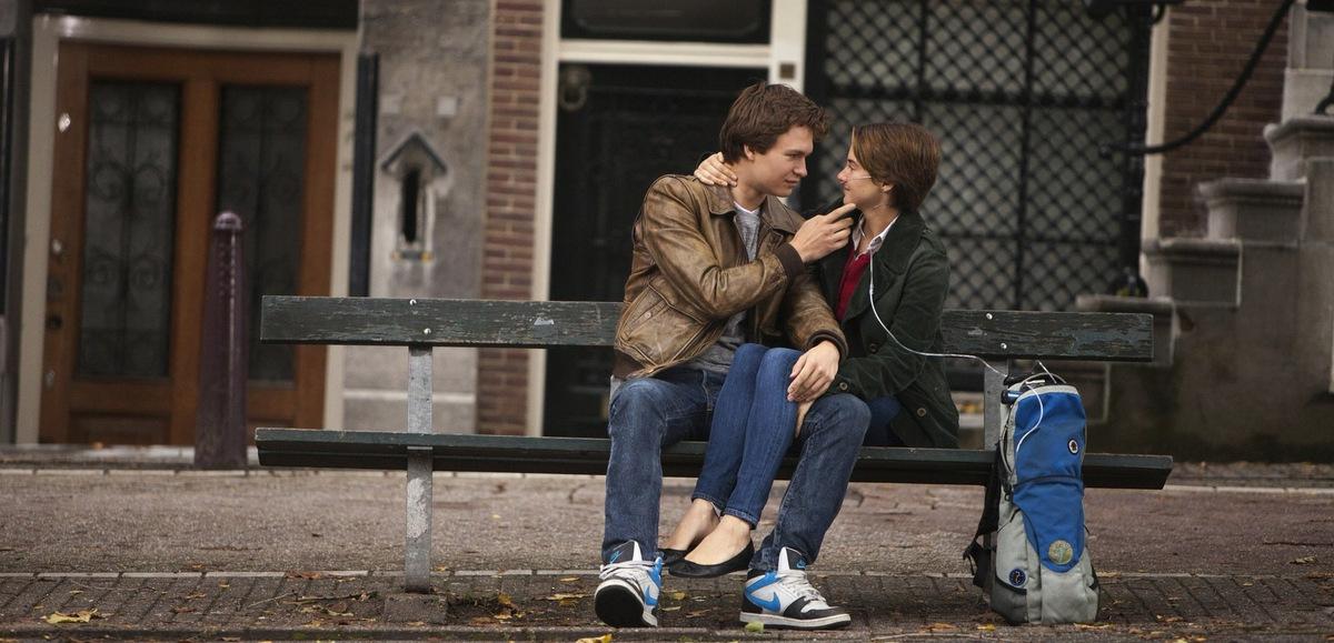 Die letzte Woche für Ansel Elgort und Shailene Woodley in den Kinocharts? 'Das Schicksal ist ein mieser Verräter' (USA 2014) © Fox