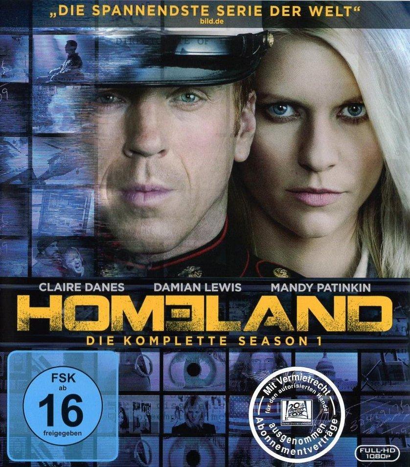Homeland Staffel 1
