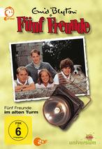 Fünf Freunde 12 - Fünf Freunde im alten Turm