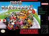 Super Mario Super Mario Kart - Super Nintendo powered by EMP (Leinwandbild)