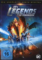 Legends of Tomorrow - Staffel 1