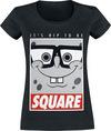 SpongeBob Schwammkopf Sqare powered by EMP (T-Shirt)
