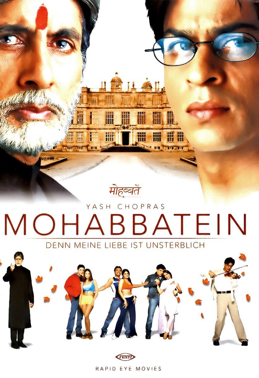 Mohabbatein Stream