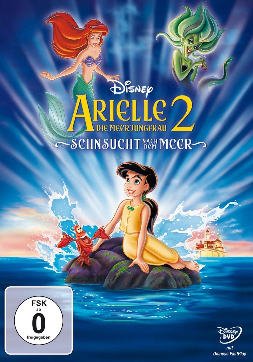 Arielle Dvd